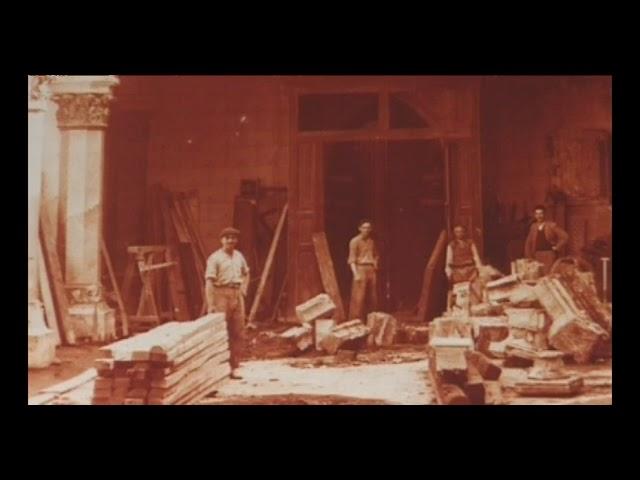 Los Hilos del Tablero dokumentala aurkeztuko da abenduaren 5ean