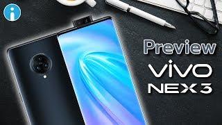 รีวิว สมาร์ทโฟน NEX 3 เรือธงล่าสุดจากทาง Vivo กับเทคโนโลยีจอไร้ขอบและไร้ปุ่ม
