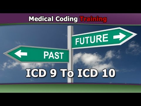 ICD 9 to ICD 10 — The Future of ICD 10
