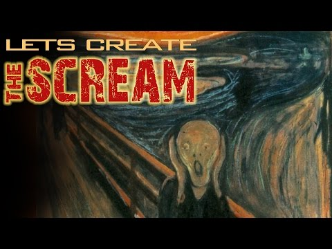 What's the Story behind Edvard Munch & The Scream?