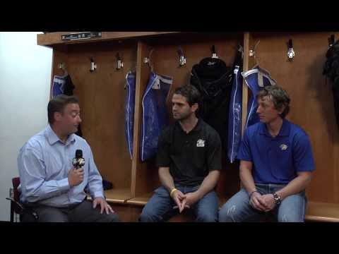 Kevin McGlue Interviews Riley Nelson and Kevin Ulanski