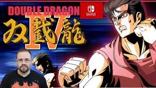 Double Dragon IV Nintendo Switch! Spawn Wave Plays!