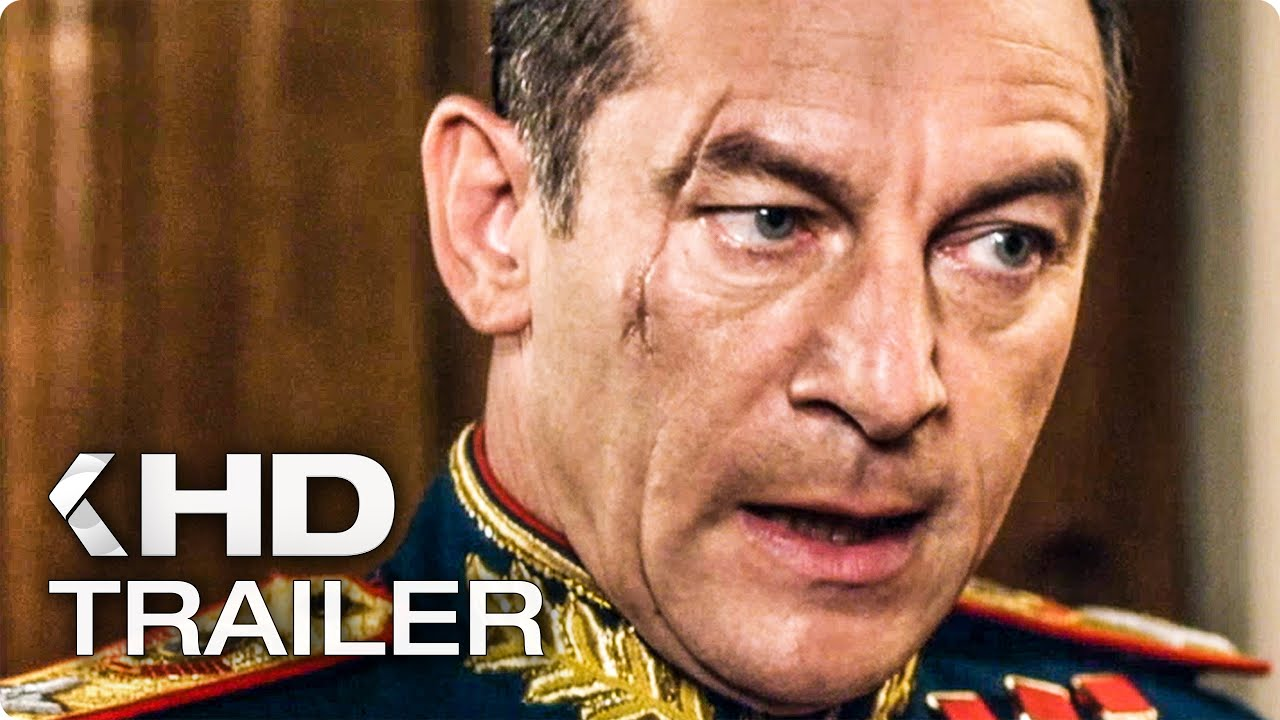 THE DEATH OF STALIN Trailer (2018)