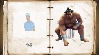 B-CASH! - Homem do Leme ft. Amunike Salvador - PIF Semedo - D.S. [Prod. PDub ](Lyric Video)