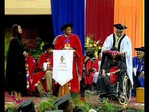 Nokubonga Msiya Graduates