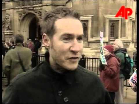 Anti-War Protest (2003)