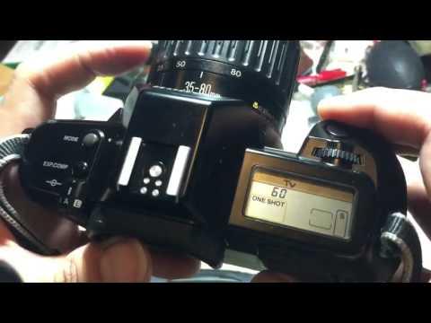 รีวิววิธีใช้ กล้องฟิล์ม SLR Canon EOS 650 by ก้องฟิล์ม ร้านขายกล้องฟิล์ม