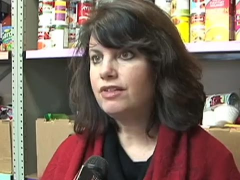 Food Bank Usage on the Rise