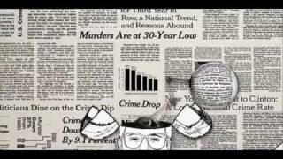 Levitt's Crime Research: Freakonomics Movie