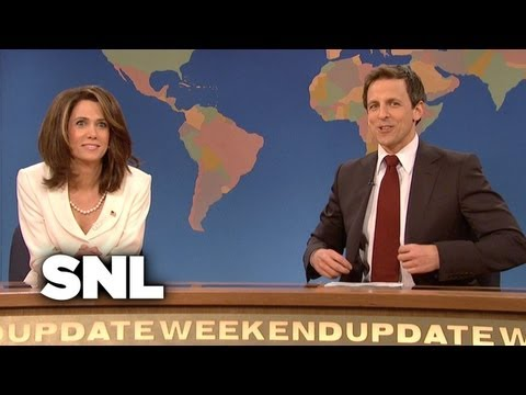 Weekend Update: Michele Bachmann - Saturday Night Live