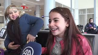 Nevruz için Türkiye'yi seçen İranlılar Ağrı'da esnafın yüzünü güldürdü