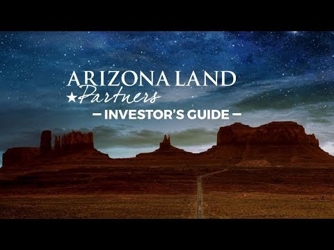 Phoenix Land Investment Opportunities Investor's Guide | Arizona Land Partners