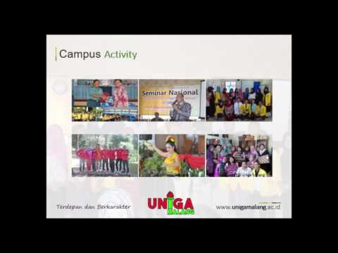 Gajayana University of Malang Company Profile 2016