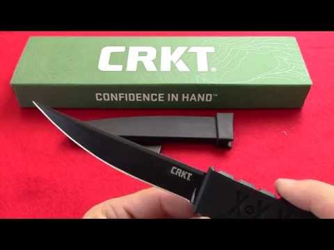 CRKT Yukanto Knife, Designed by James Williams - Knives Plus