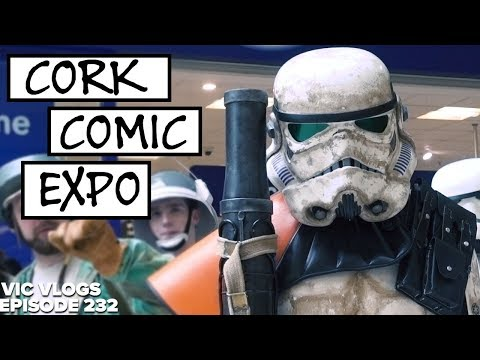 Cork Comic Expo 2018