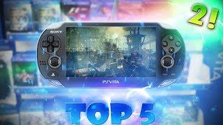 Top 5 Mejores juegos para tu PS VITA! Parte 2!