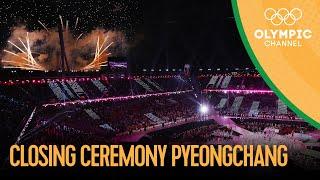 PyeongChang 2018 Closing Ceremony | PyeongChang 2018 Replays