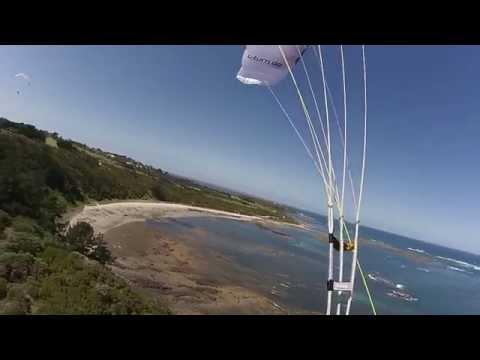 141017 Paragliding Flinders Victoria Australia