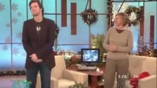 Jim Carrey on Ellen Part 1   YouTube