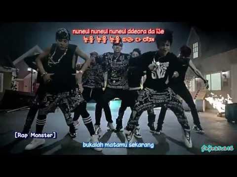 BTS (Bangtan Boys) - No More Dream IndoSub (ChonkSub16)