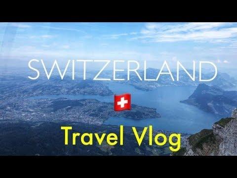 Switzerland VLOG l Budget Travel l Car Hire l Zurich, Rheinfall, Lucerne