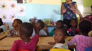 ein Tag im Kinderhilfswerk Dominino