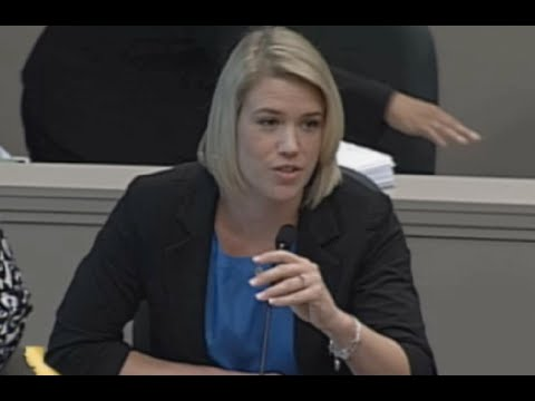 CSAC's Kiana Buss testifies before the Assembly Transportation Committee -- July 6, 2015