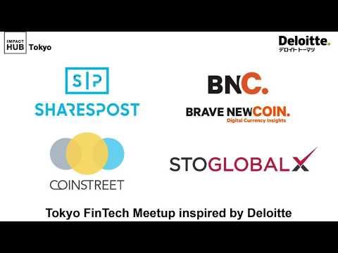 J.D. Salbego Speaks at Tokyo FinTech Partnered with Deloitte