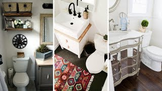 10 Small Bathroom Ideas for Small Property Owner