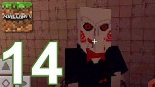 Minecraft: PE - Gameplay Walkthrough Part 14 - Jigsaw (iOS, Android)