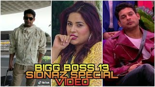 Download song Most popular BIGG BOSS 13 special Siddharth shukla and Sahnaj gill tik tok video