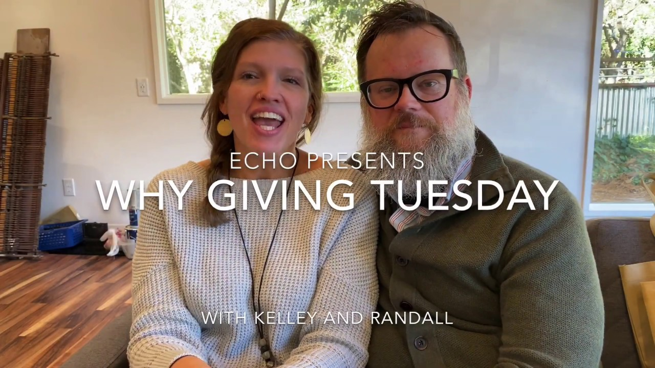 Why Giving Tuesday
