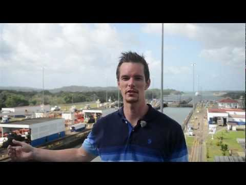 Blue Marble and the Panama Canal
