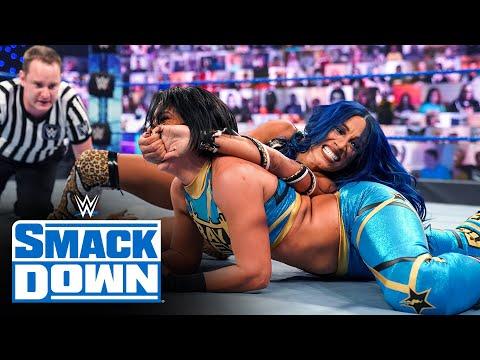 Bayley vs. Sasha Banks – SmackDown Women's Championship Match: SmackDown, Oct. 9, 2020