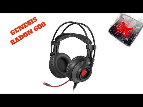 [Unboxing ITA] Genesis Radon 600