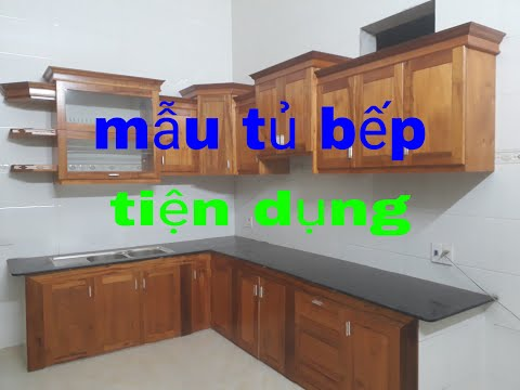 nội thất bếp giá rẻ