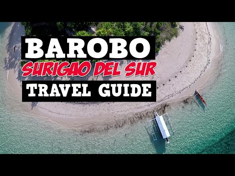 BAROBO SURIGAO DEL SUR PHILIPPINES I TRAVEL GUIDE