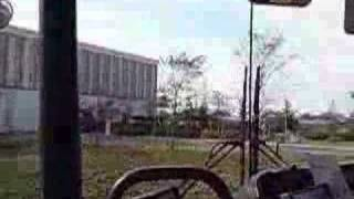 朝日バス・春日部駅~かすかべ温泉【前面展望編】