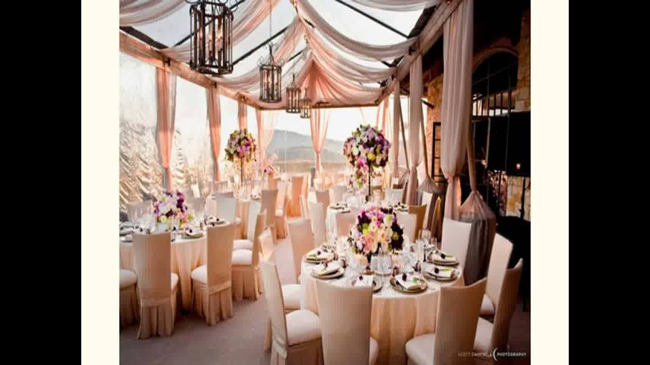 New wedding decoration for reception youtube junglespirit