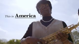 This Is America: Saxophone Lady