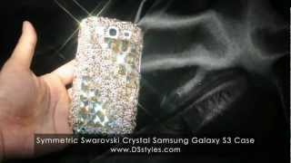DSstyles' First Samsung Galaxy S3 Swarovski Case Bling in the Universe Thumbnail