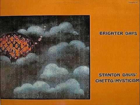 STANTON DAVIS` GHETTO-MYSTICISM-Space-A-Nova