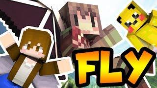 Minecraft 飛天貪吃蛇 | 空中迴旋美技 !! w/ 路 & 巧克力 thumbnail