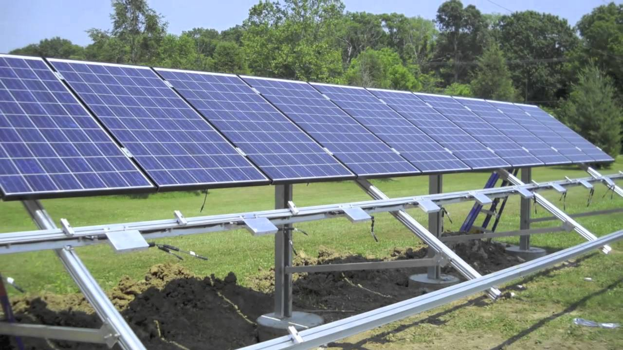 Install Solar Panels For Your Home Youtube