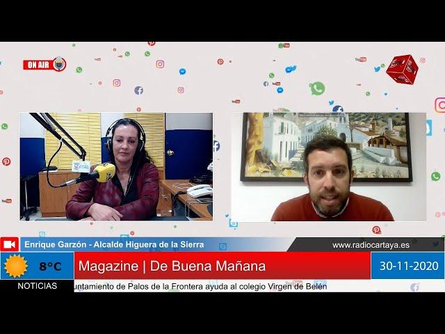 Radio Cartaya   Suspendida la centenaria cabalgata de Reyes Magos de  Higuera de la Sierra