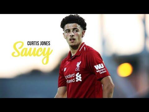 Curtis Jones - Saucy | 2018
