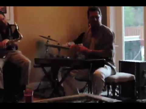 Steve Delaney's b'day jazz group june 2009