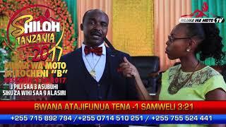 Maneno mazito kutoka kwa watu kuhusu Shilo itakayofanyika Mlima wa Moto Mikocheni