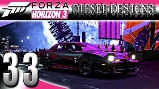 Forza Horizon 3 Gameplay :EP33: Knight Rider!  87 Pontiac Trans Am & New Barn Find! (HD PC Racing)