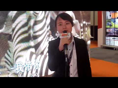 ISE 2015: Shenzhen BESD LED Shows Their LED Screens